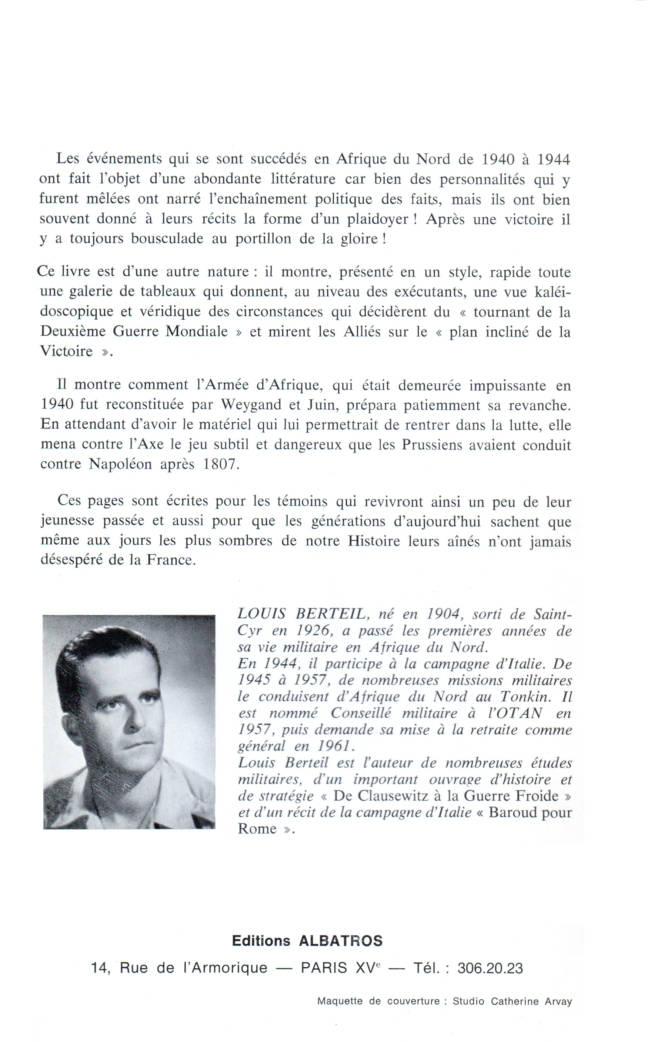 L' Armée de Weygand éditions Albatros