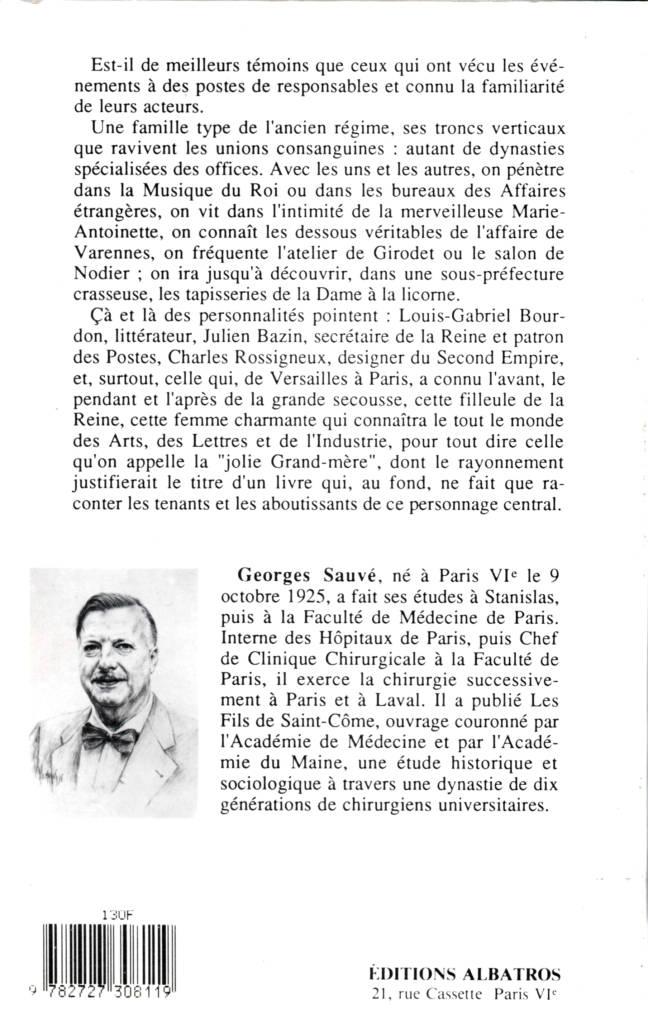 De Louis XV à Poincaré édition Albatros