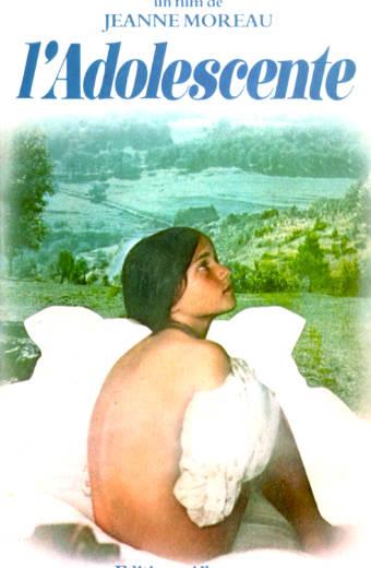 L'Adolescente un film de Jeanne Moreau édition Albatros
