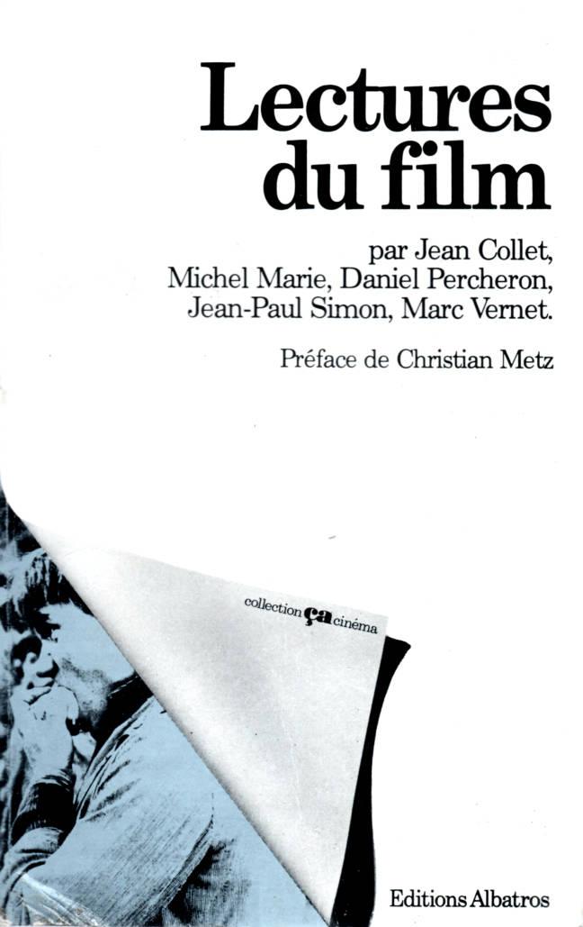Lectures du Film collection Ça Cinéma éditions Albatros
