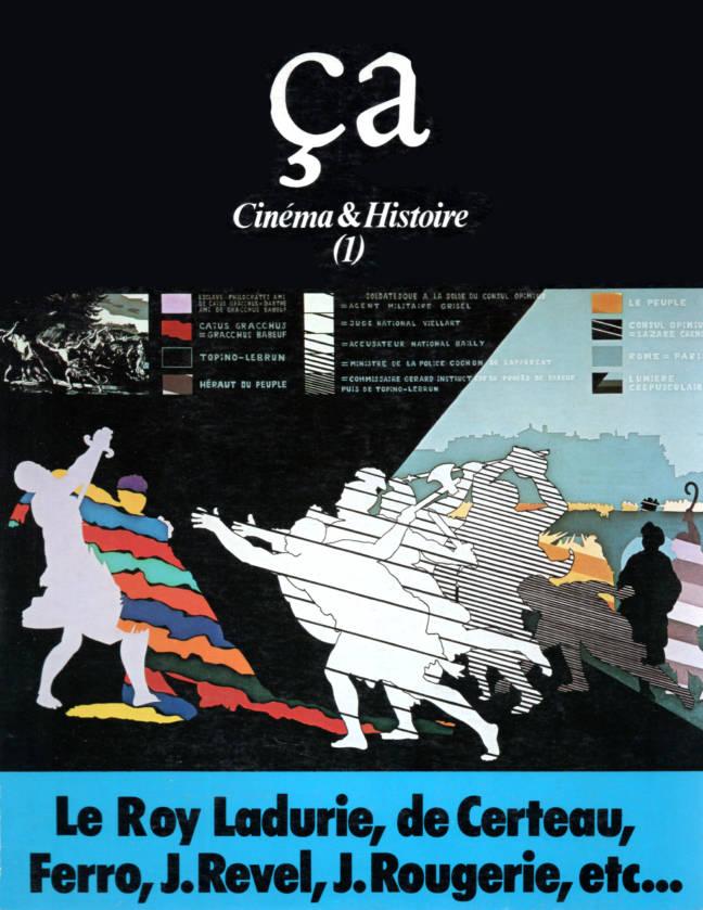 Revue ça cinéma & histoire volume 2 éditions albatros