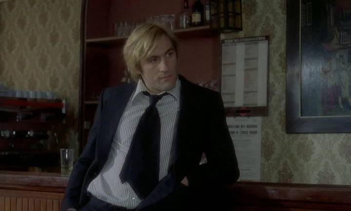 Gérard Depardieu dans Vera Baxter